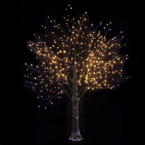 white led tree lights tree lights led warm white