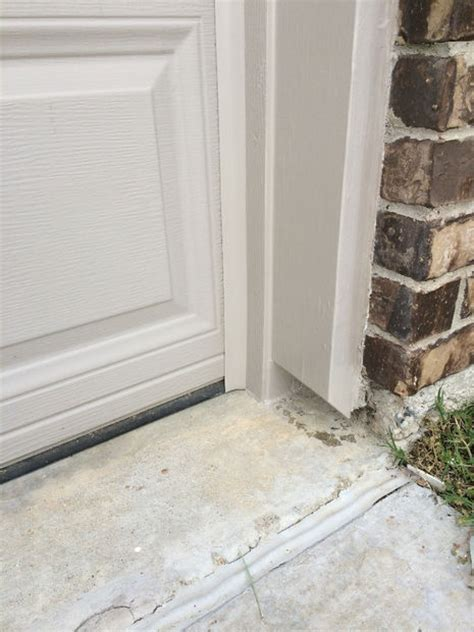 Garage Door Rodent Guard Rot And Rodent Proof Garage Door Seal With Pvc And