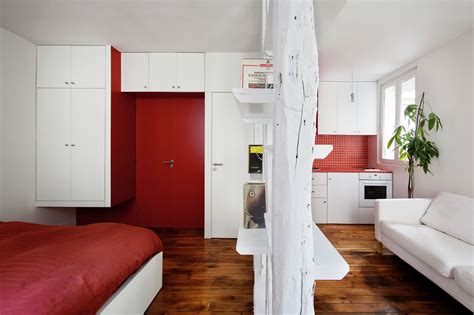 mini apartments tiny mini apartment in montmartre