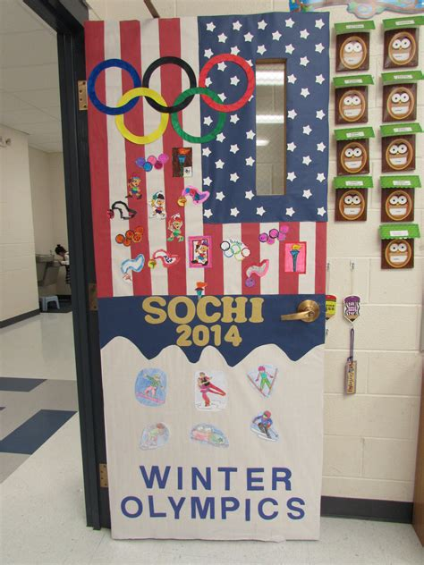 themes for olympic games olympic theme for classroom door olympics theme