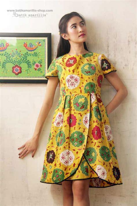 batik amarillis   indonesia   pakaian wanita