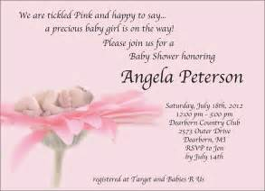 Baby shower invitation for a girl by trishadesigncreation on etsy