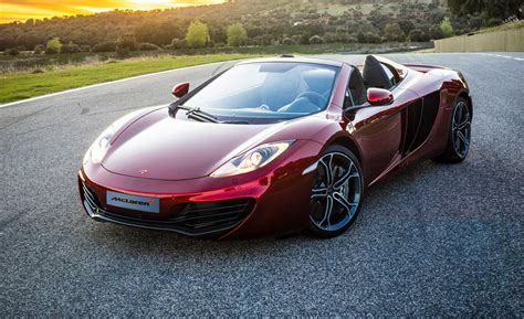2013 Mclaren Mp4 12c by Car And Driver