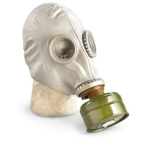 gas mask 4 new russian surplus gas masks with filter and bag 297213 gas masks