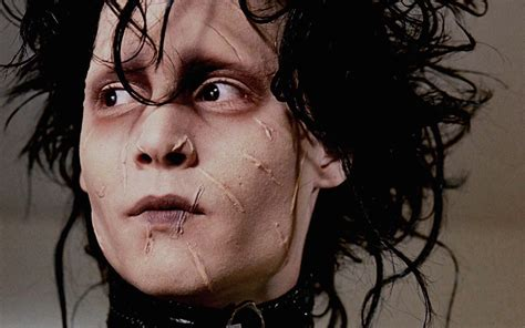 film build up in mouth ten things you might not know about edward scissorhands