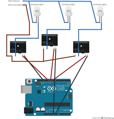 ssr solid state relay and arduino uno