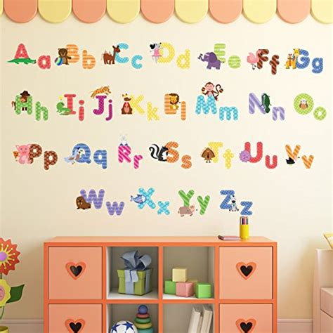 alphabet wall decals for rooms alphabet wall decals for rooms 28 images popular
