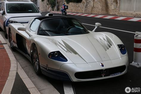 maserati mc12 2017 maserati mc12 15 july 2017 autogespot