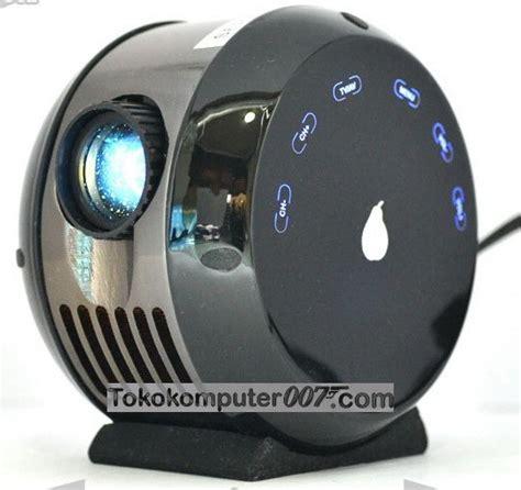 Proyektor Hp Mini proyektor kecil serba bisa tokokomputer007