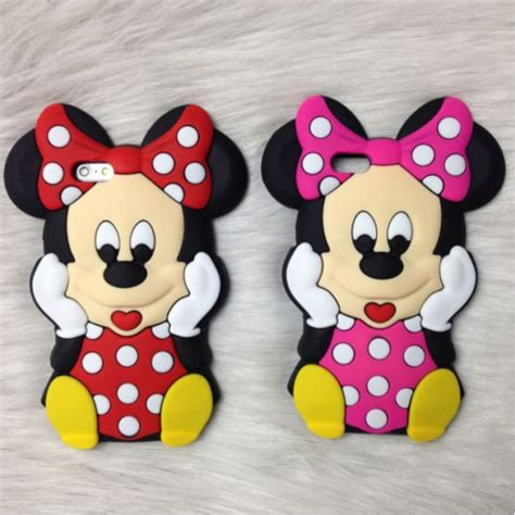 Soft View Zenfone 45 4s buy fashion 3d lovely minnie mouse soft