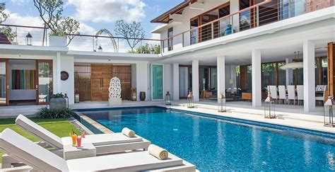 4 bedroom villas in bali villa cendrawasih 4 bedroom villa seminyak bali