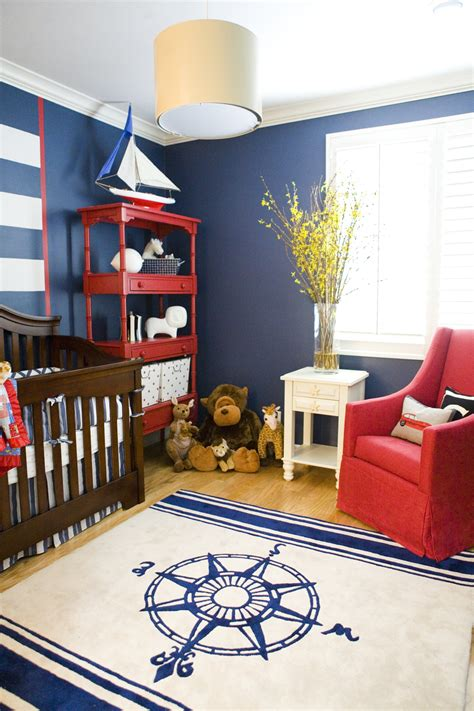 nautical themed room behind the scenes with hgtv s erinn valencich