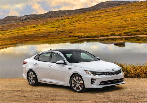 Kia Optima Images 2016 Kia Optima Review Ratings Specs Prices And Photos