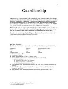 Proof Of Guardianship Letter Search Results For Notarized Letter Calendar 2015