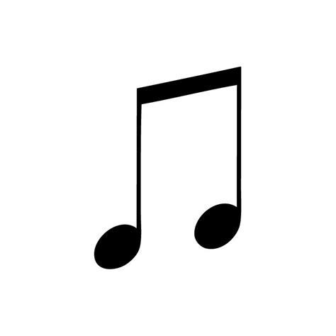 imagenes de notas musicales sin fondo vinilo corchea notas musicales