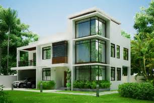 Home Designs Popular House Designs Commonly Seen In Philippine Neighborhood