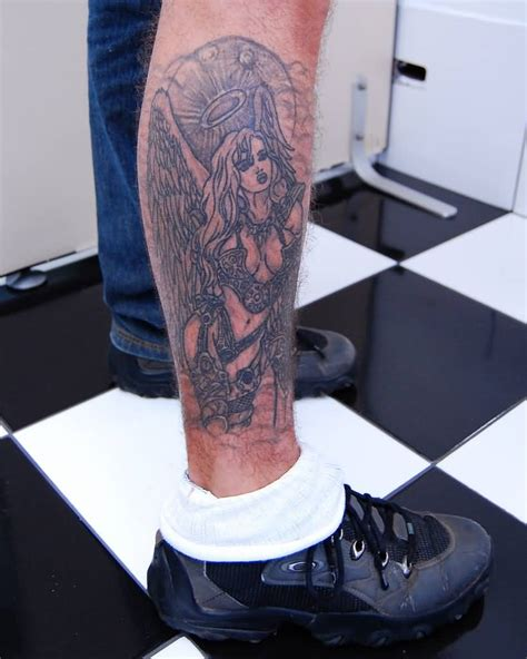 tattoos on leg for men leg ideas and leg designs page 2