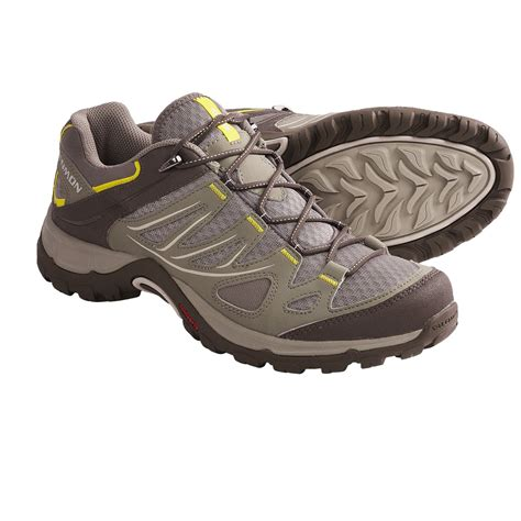 soloman shoes salomon ellipse aero trail shoes for 6579t save 35