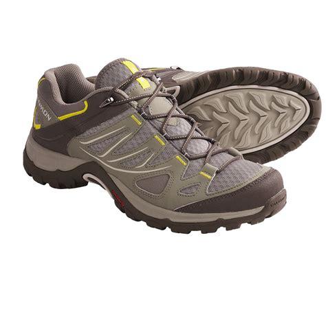 salomon shoes salomon ellipse aero trail shoes for 6579t save 35