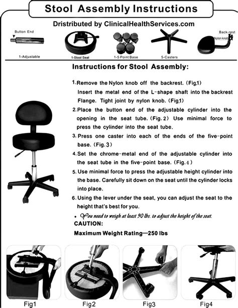 Manual Removal Of Stool by Portable Stool With Seat Back Rest