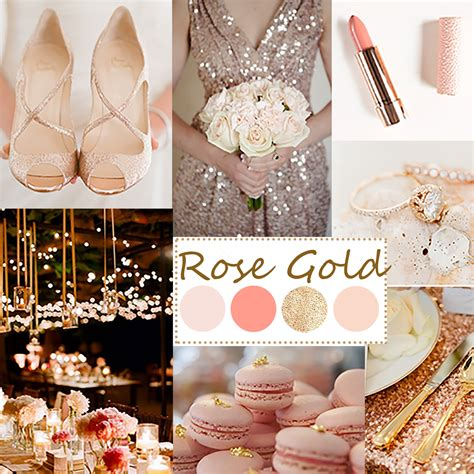 theme rose gold pin chagne wedding theme dream irish on pinterest