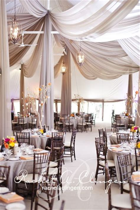 marquee draping ideas 17 best ideas about party tent decorations on pinterest