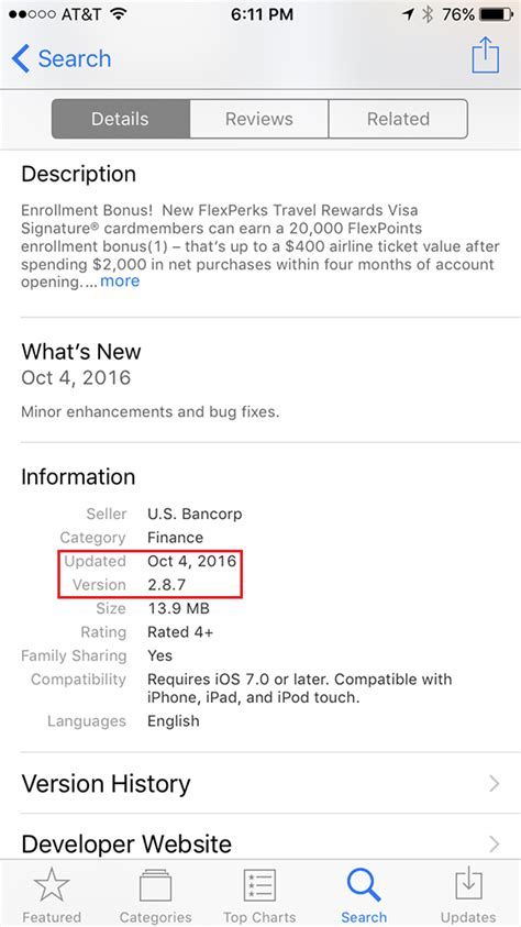 my us bank us bank flexperks go mobile app review geolocation