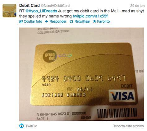 numeros de tarjetas de credito 2016 publica tu tarjeta de cr 233 dito en redes sociales y se