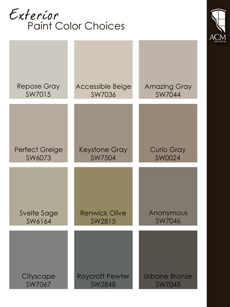 exterior paint color ideas acm design asheville architecture interiors