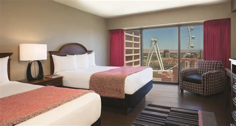 flamingo las vegas rooms all of the lights see the fabulous high roller from your vegas hotel room las vegas