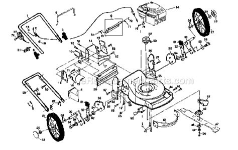 craftsman self propelled lawn mower parts diagram best craftsman lawn mower parts photos 2017 blue maize