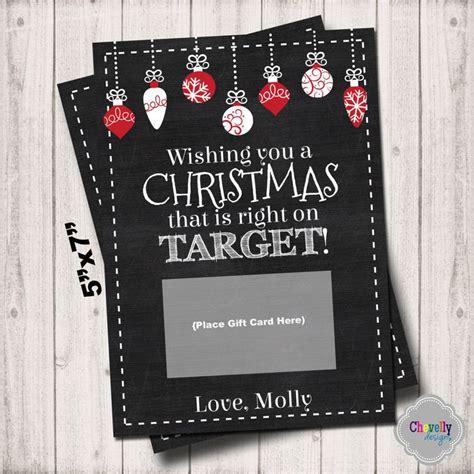 printable christmas cards for boss target christmas gift card printable xmas004 target
