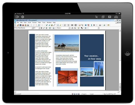 Wordperfect Office X7 by New Corel R Wordperfect R Office X7 Adds Option