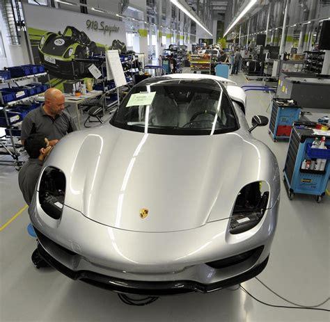 Porsche Mitarbeiter by Porsche Mitarbeiter M 252 Ssen Weniger Arbeiten Welt