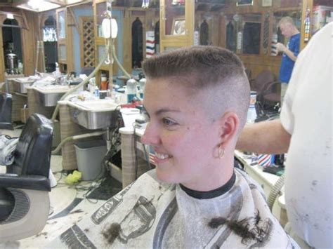 female barbershop haircut 298 best images about flattops high n tights fades for