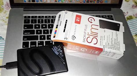 format external hard drive mac os high sierra seagate external hard drive how to set up on mac macos