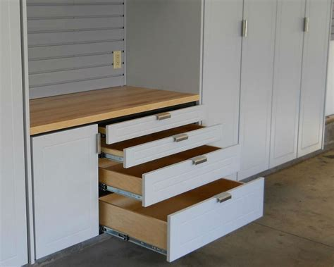 Garage Cabinets Drawers Garage Cabinets And Storage Systems