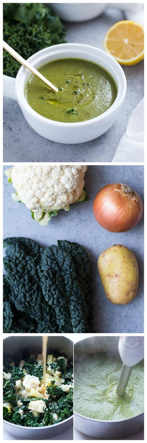 Green Detox Soup Kale by 25 Best Ideas About Kale Soup On Easy Healthy