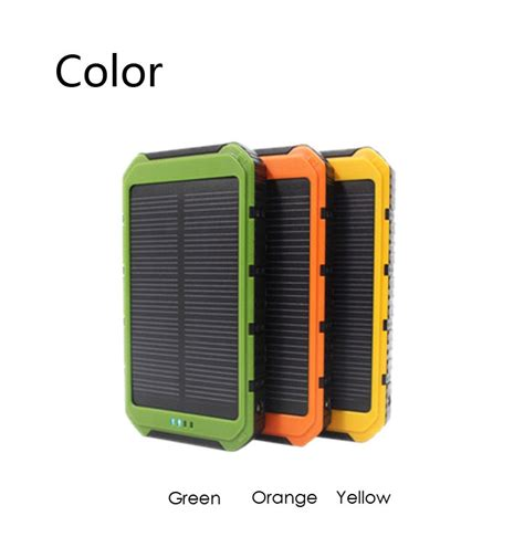 Power Bank Solar Cell Samsung for samsung galaxy s6 solar cell phone power bank 10000mah buy solar power bank cell phone