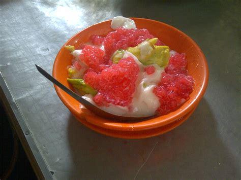 cara membuat es buah yang praktis cara membuat es teler biji delima segar dan praktis hobi