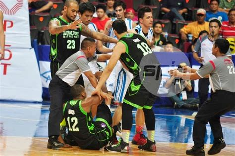 Cost Of Mba At Pba by Sol Mercado To Console Globalport Teammate Chua