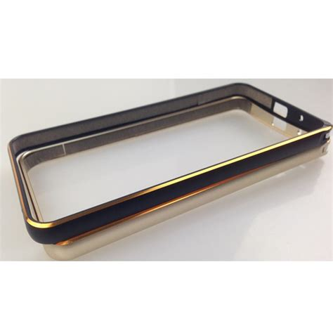 Ultra Thin Aluminium Metal Bumper Dual Color Xiaomi Mi 4 Black ultra thin aluminium metal bumper dual color for zenfone 5 black gold jakartanotebook