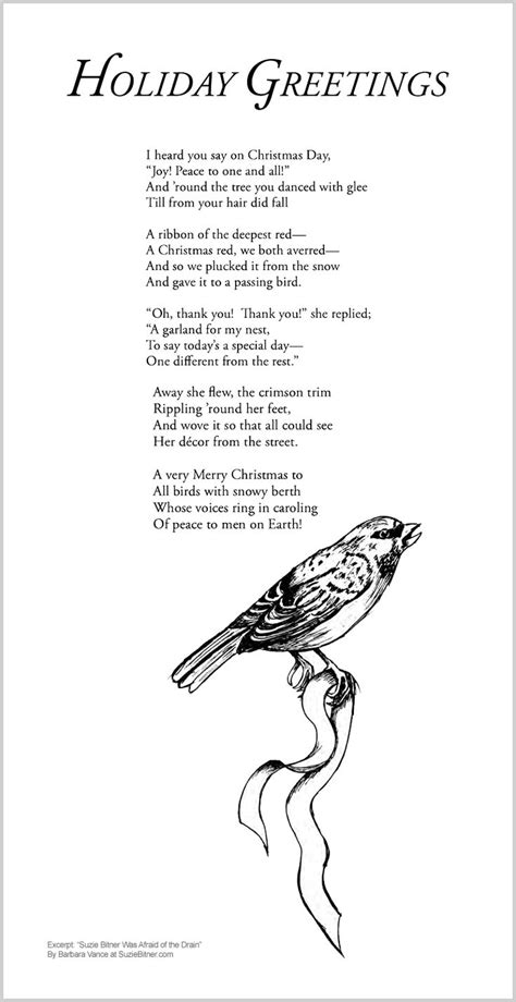 Children's Christmas poem great for classroom reading