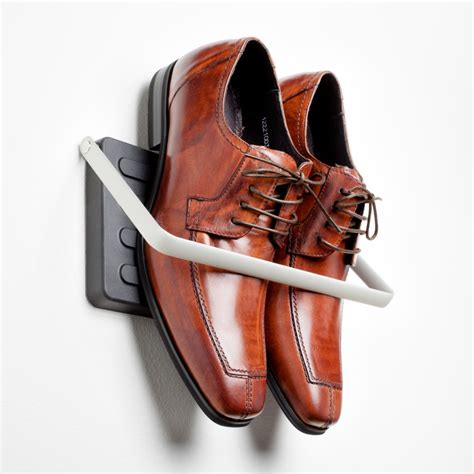new wall shoe storage knax zjup made in denmark by loca