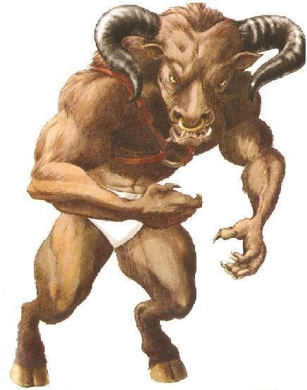 libro the labyrinth mythical beasts your weekend creature comforts the minotaur quot the brotherhood of evil geeks quot