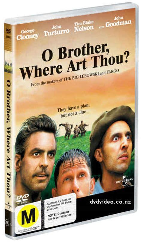 Dvd O Where Thou o where thou
