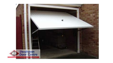 swing up garage door tilt style doors youtube