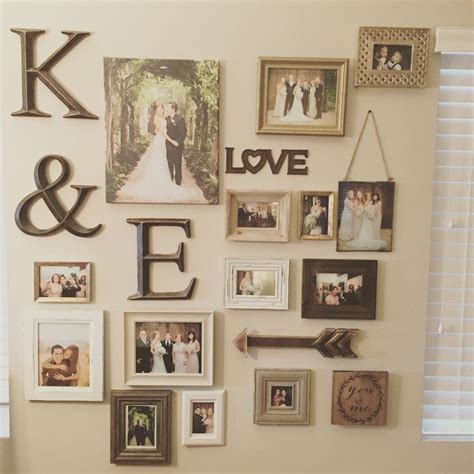 pinterest gallery wall 1000 ideas about wedding wall decorations on pinterest