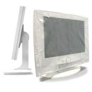 Desktop Computer Cover Lcd Protection Computer Cover Computer Dust Cover