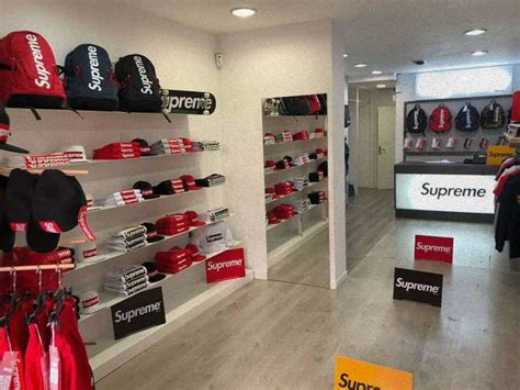 stores that sell supreme is supreme spain s new store highxtar